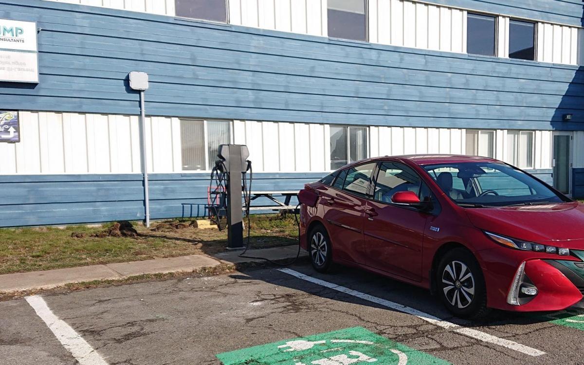 bornes de recharge pour les véhicules électriques